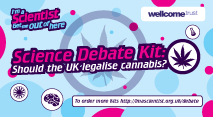 Thumbnail of the IAS Debate Kit on Cannabis