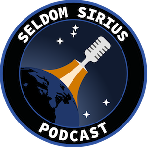 Listen to the Seldom Sirius podcast. It's out of this world, obvs.
