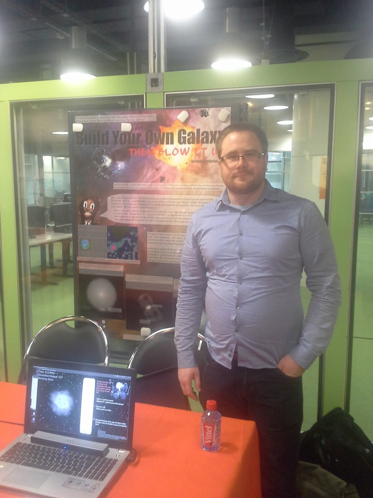 Sam at  iGAM4ER 2013