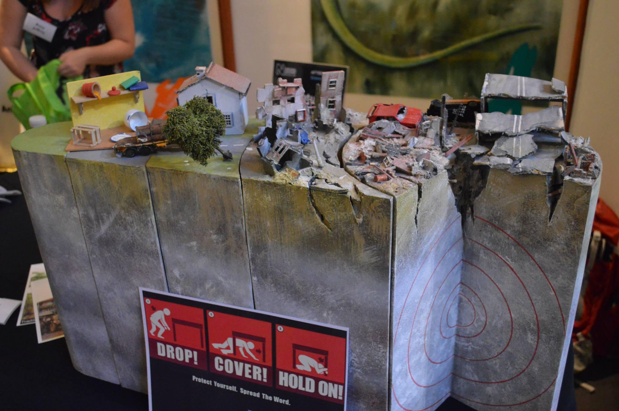 EkbalEarthquake model