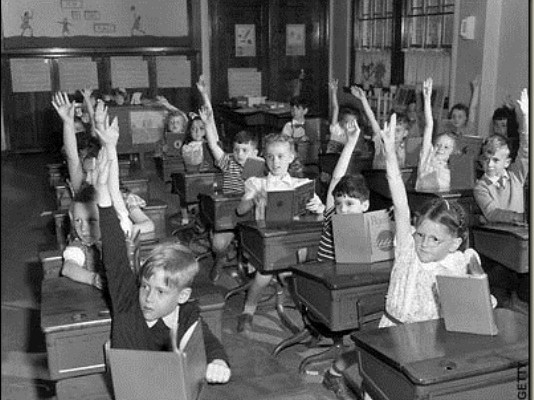 Hands up those who want to take part in I'm a Scientist.