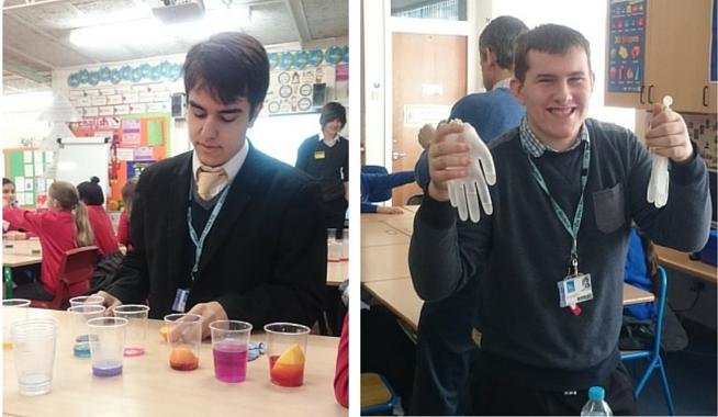 Leaders in science 2