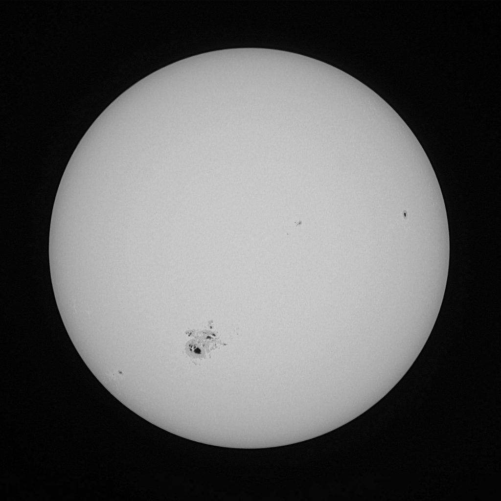 White-Light-Solar-Filter