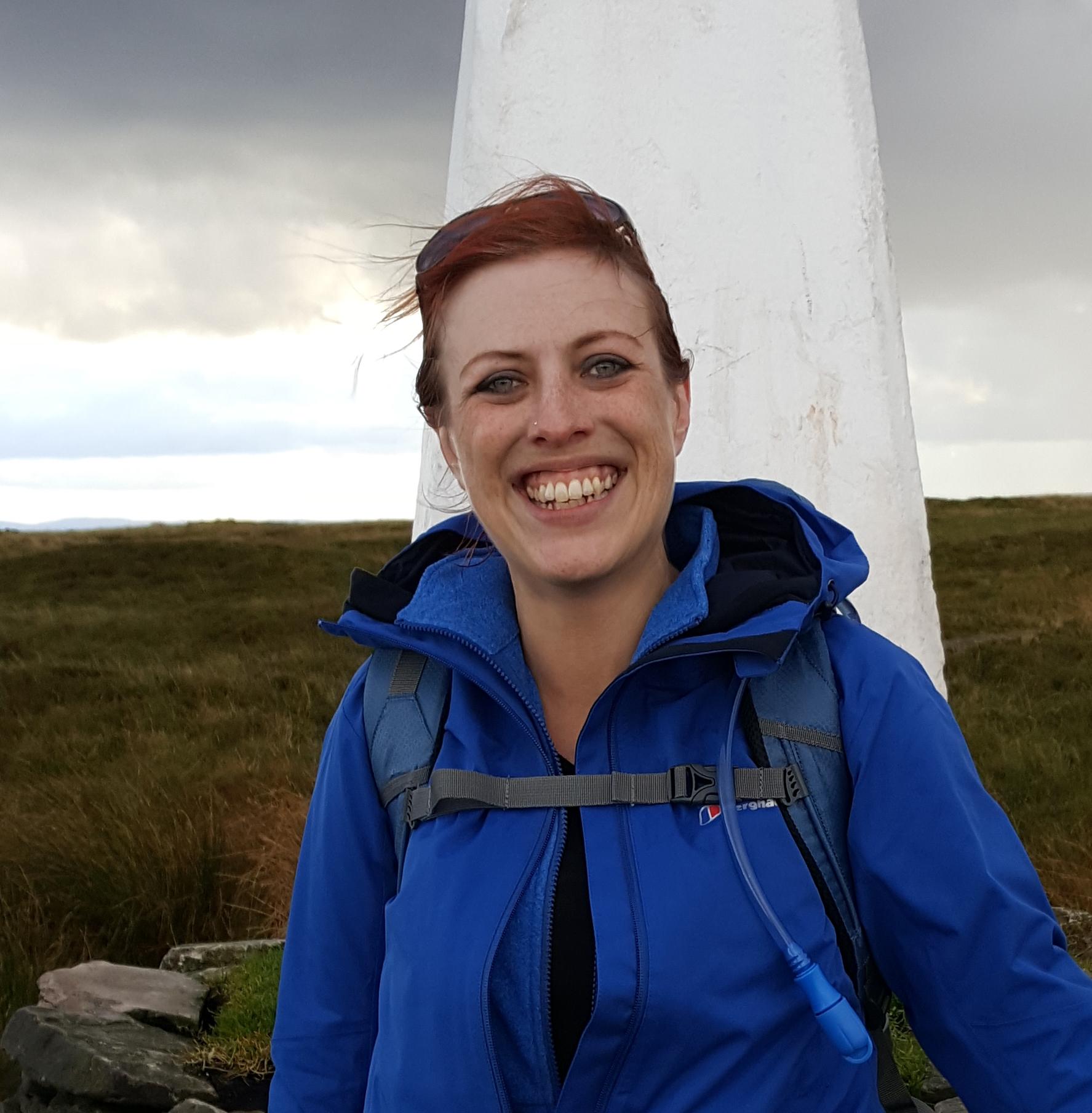 Julia Anderson, FE College Biology Lecturer